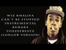 Wiz Khalifa - Can't Be Stopped (Longer Version) (Mortal Kombat X Theme) (Instrumental Remake)_HD
