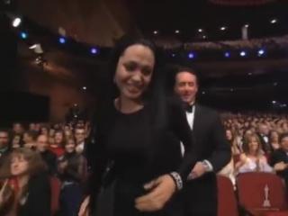 Оскар. Анджелина Джоли в 2000 году