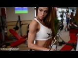 Petra Szabo Fitness Model Gym Photoshooting