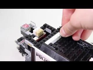 LEGO Movie Сверхсекретный десантный корабль полиции,арт 70815