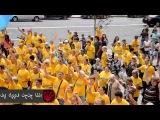 في كييف خرجوا إلى الشوارع يؤمنون بالله وإقامة الشعائر 18.07.14