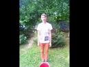 Ice bucketchalange Sasha Stasjuks