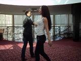 романтический танец. Оксана и Владимир. р-н Лада