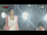 Bob Girls - No Way @ The Show All About K-pop 140715