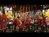 [STAGE] 12.10.14 | MAD TOWN - YOLO @ SBS Inkigayo
