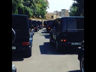 Armenian cars g-wagen's