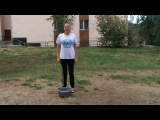Ice Bucket Challenge Ельвіра Дорошенко