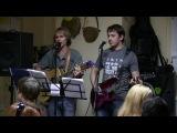Серёга и Леннон_05.07.2014_cover Pink Aerosmith