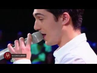 Вячеслав Басюл - Танцы на стеклах (cover Макс Фадеев)
