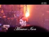 No Min Woo ICON Zeep Live 19.08.2014 Heaven
