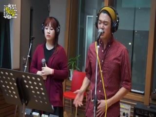 Eric Nam Park Ji min 15 Lost Stars 에릭남 박지민 피프틴앤드 로스트 스타즈 20140925