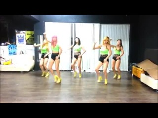 Female Dance Team Miracle: Stern - 24 short of time, Kara-lady're not to practice video