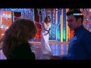Алена Апина - Ксюша / Live - Субботний вечер, Телеканал Россия HD)