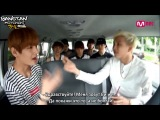 [RUS SUB] Mnet: BTS American Hustle Life Ep. 2 Unpublished Video - Irrelevant Charms V