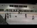 Люди говорят, что хоккей жестокий вид спорта
