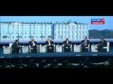 Путин об Украине БЕЗ МОНТАЖА и ВЫРЕЗОК на ПМЭФ 2014