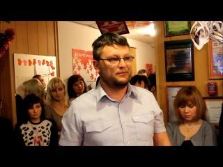Цифроград Уфа представляет: притчи от директора компании Азата Исангулова.