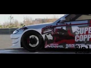 Гонка в стиле Форсаж  с игрушечным машинками на радиоуправлении  Fast & Furious RC  The Greatest Car Chase RC version( Toret