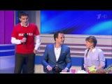 БГУ - Паника на знакомстве с родителями (первая 1/8, Премьер-лига, сезон 2014) [HD720]