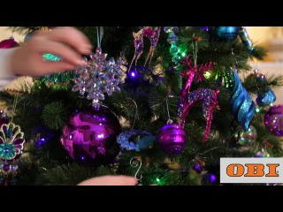 Как нарядить новогоднюю елку - советы декоратора.