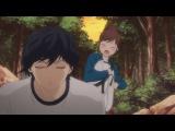 Дорога юности / Неудержимая юность / Ao Haru Ride - 5 серия (Озвучка) [BalFor & Trina_D]