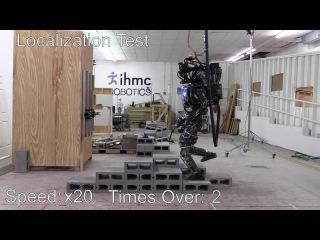 Робот-гуманоид «Atlas» стал еще больше похож на человека