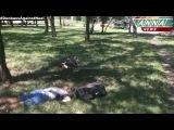 18+ ДНР Горловка Убитая мать с ребенком в результате бомбежки 27.07.2014.