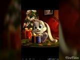мой собственый клип с зайкой Шнуфелем