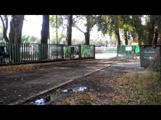 Чудаки на Берсеневской набережной