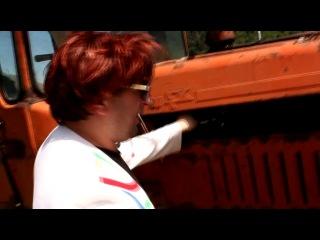Кунька Задунайский #5- Кунькин Обзор Трактора ДТ75