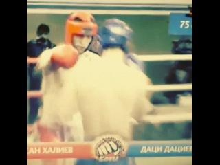 Хасан Халиев против Даци Дациева