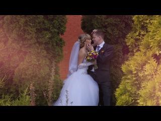 Денис и Елена обзорный свадебный клип
