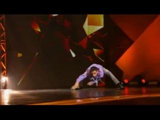 Иван Ишоев, Краснодар. Танцы на ТНТ кастинг в Краснодаре, поппинг и гопак.
