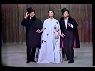 Gene Kelly, Donald O'Connor & Carol Lawrence-salute to vaudeville