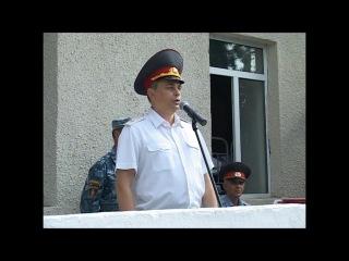 Присяга СМВЧ 2101 ОБрОН