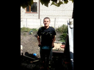 Ice Bucket Challenge ( Ruslan Stepchuk )