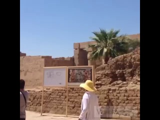 Египетский Храм Фараонов
