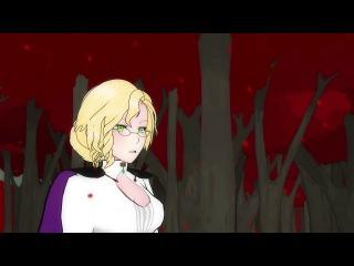 [SHIZA] Красный, Белый, Черный, Желтый (1 сезон) / RWBY TV - 13 серия [MVO] [2013] [Русская озвучка]