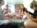 Девочки красива поют Оренбург лагерь (Заря)