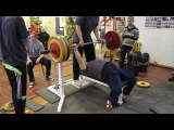 Валерий Никитин, 145 кг