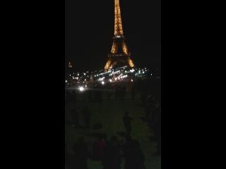 Незабываемый день в Париже♥