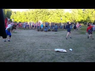 Военный танец 1 отряд 1 место КАТЮША