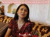 Dilnoza Kubayeva - Halqim (Jonli ijro)
