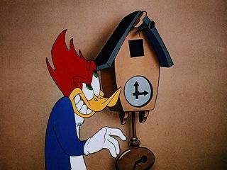 Дятел Вуди (Woody Woodpecker) - Кукушка (23 Серия)