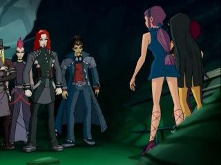 Клуб Винкс - Школа волшебниц (4 сезон 15 серия)