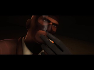 Fan-made короткометражка End of the Line, созданная в Source Filmmaker