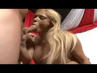 Busty gal is a naughty country girl