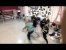 EXO - Wolf cover by SDS dance practice