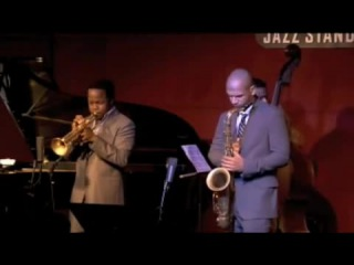 At the Jazz Standard -Ambrose Akinmusire