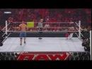 [Crossface] John Cena vs. Rey Mysterio - WWE Championship Match (RAW 25.07.11)